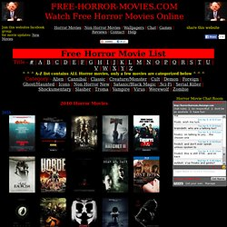 Where can i watch new movies free online