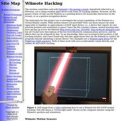 Wiimote Hack | Pearltrees