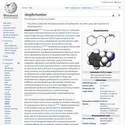 Amphetamine | Pearltrees