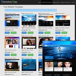 Technology Website Templates Free Download