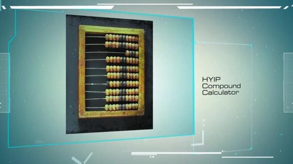 HYIP Compound Calculator