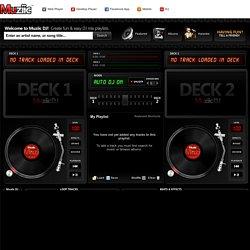 DJ - Create fun & easy DJ mix playlists with YouTube videos